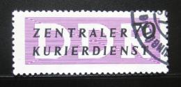 Poštovní známka DDR 1957 ZKD Mi# 13 Kat 5€