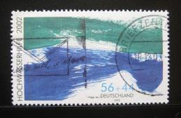 Poštovní známka Nìmecko 2002 Pomoc pøi povodních Mi# 2278