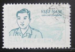 Poštovní známka Vietnam 1956 Cu Chinh Lan, služební Mi# 10