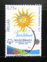 Poštovní známka Øecko 2011 Paralympiáda Mi# 2608