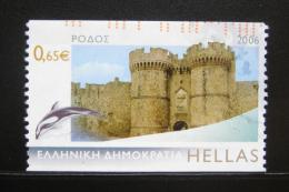 Poštovní známka Øecko 2006 Ostrov Rhodes Mi# 2378