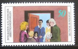 Poštovní známka Nìmecko 1981 Zahranièní pracovníci Mi# 1086