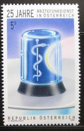 Poštovní známka Rakousko 1993 Rádiová lékaøská služba Mi# 2087