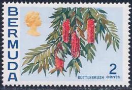 Poštovní známka Bermudy 1970 Štìtkovec Mi# 245