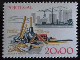 Poštovní známka Portugalsko 1984 Stavba Mi# 1392 y Kat 6€