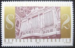 Poštovní známka Rakousko 1970 Budova hudební akademie Mi# 1327