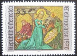 Poštovní známka Rakousko 1976 Vánoce Mi# 1535