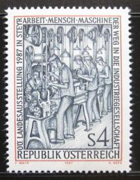 Poštovní známka Rakousko 1987 Regionální výstava Mi# 1880