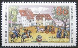 Poštovní známka Nìmecko 1984 Den známek Mi# 1229