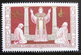 Poštovní známka Rakousko 1994 Korutanský festival Mi# 2129
