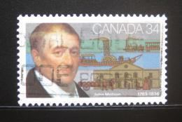 Poštovní známka Kanada 1986 John Molson Mi# 1017