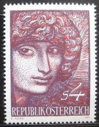 Poštovní známka Rakousko 1982 Umìní, Ernst Fuchs Mi# 1727