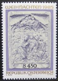 Poštovní známka Rakousko 1985 Vánoce Mi# 1832