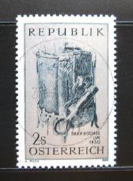 Poštovní známka Rakousko 1969 Spoøení Mi# 1317