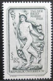 Poštovní známka Rakousko 1968 Den známek Mi# 1277