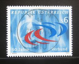 Poštovní známka Rakousko 1997 Svaz pro elektøinu Mi# 2214