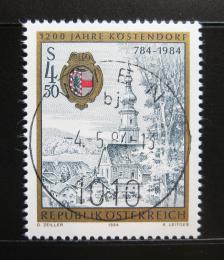 Poštovní známka Rakousko 1984 Kostendorf, 1200. výroèí Mi# 1771