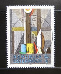 Poštovní známka Rakousko 1984 Moderní umìní Mi# 1793