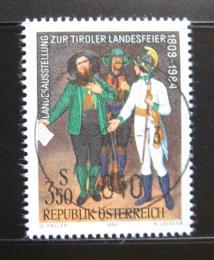 Poštovní známka Rakousko 1984 Umìlecká výstava Mi# 1780