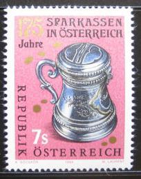 Poštovní známka Rakousko 1994 Spoøitelna Mi# 2138
