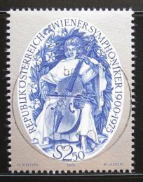 Poštovní známka Rakousko 1975 Symfonický orchestr Mi# 1496