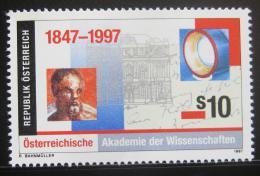 Poštovní známka Rakousko 1997 Akademie vìd Mi# 2210