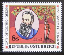 Poštovní známka Rakousko 1997 Kongres ortopedù Mi# 2229