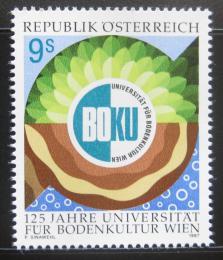 Poštovní známka Rakousko 1997 Zemìdìlská univerzita Mi# 2230
