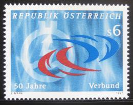 Poštovní známka Rakousko 1997 Úøad elektøiny Mi# 2214