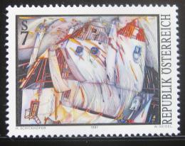 Poštovní známka Rakousko 1997 Umìní, Schickhofer Mi# 2234