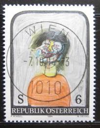 Poštovní známka Rakousko 1994 Moderní umìní Mi# 2140