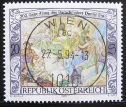 Poštovní známka Rakousko 1994 Umìní, Daniel Gran Mi# 2125