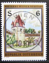 Poštovní známka Rakousko 1994 Vídeòské Nové mìsto Mi# 2121