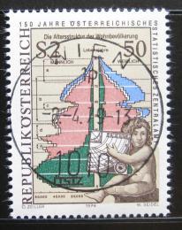 Poštovní známka Rakousko 1979 Statistický úøad Mi# 1607