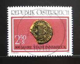 Poštovní známka Rakousko 1980 Peèe� Innsbrucku Mi# 1647