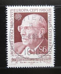 Poštovní známka Rakousko 1980 Evropa CEPT Mi# 1652