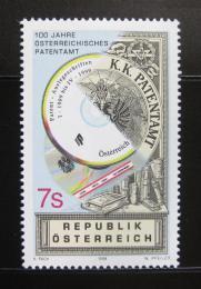 Poštovní známka Rakousko 1999 Patentní úøad Mi# 2276