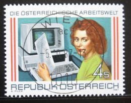 Poštovní známka Rakousko 1987 Úøednice Mi# 1902