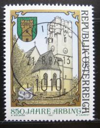 Poštovní známka Rakousko 1987 Arbing, 750. výroèí Mi# 1895