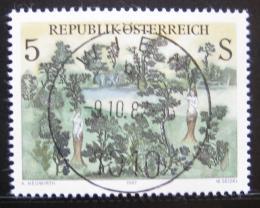 Poštovní známka Rakousko 1987 Moderní umìní Mi# 1903