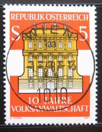 Poštovní známka Rakousko 1987 Úøad ombudsmana Mi# 1891