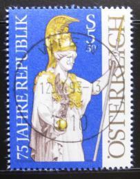 Poštovní známka Rakousko 1993 Výroèí vzniku republiky Mi# 2113