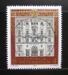 Poštovní známka Rakousko 1982 Dorotheum, Vídeò Mi# 1697