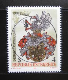 Poštovní známka Rakousko 1982 Výroèí tisku Mi# 1701