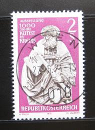 Poštovní známka Rakousko 1971 Výstava v Kremži Mi# 1363