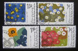 Poštovní známky Lichtenštejnsko 1996 Umìní, Ferdinand Gehr Mi# 1132-35