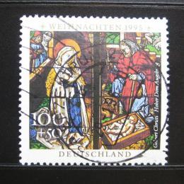 Poštovní známka Nìmecko 1995 Vánoce Mi# 1832