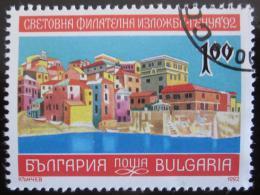 Poštovní známka Bulharsko 1992 Výstava GENOVA Mi# 3997