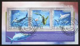 Poštovní známky Guinea 2014 Žraloci Mi# 10327-29 Kat 18€