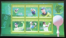 Poštovní známky Komory 2010 Golf Mi# 2761-66 Kat 10€